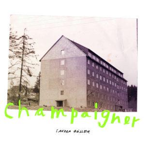 """Singlecover """"Champaigner"""""""